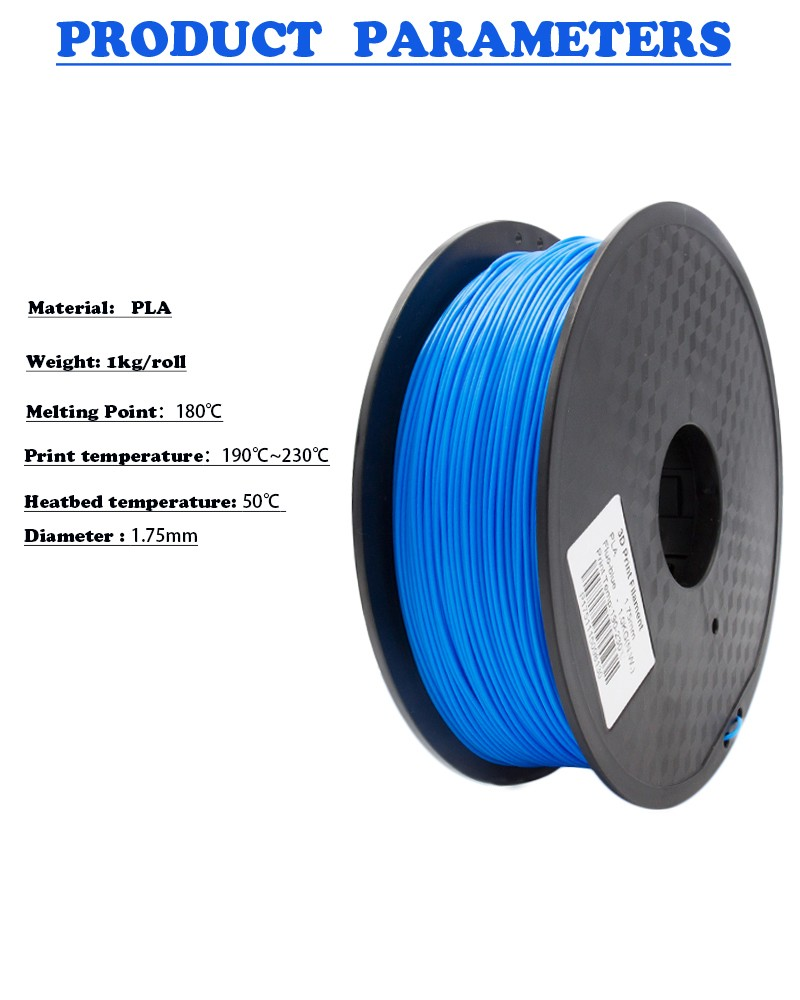 Tronxy 3D printer filament
