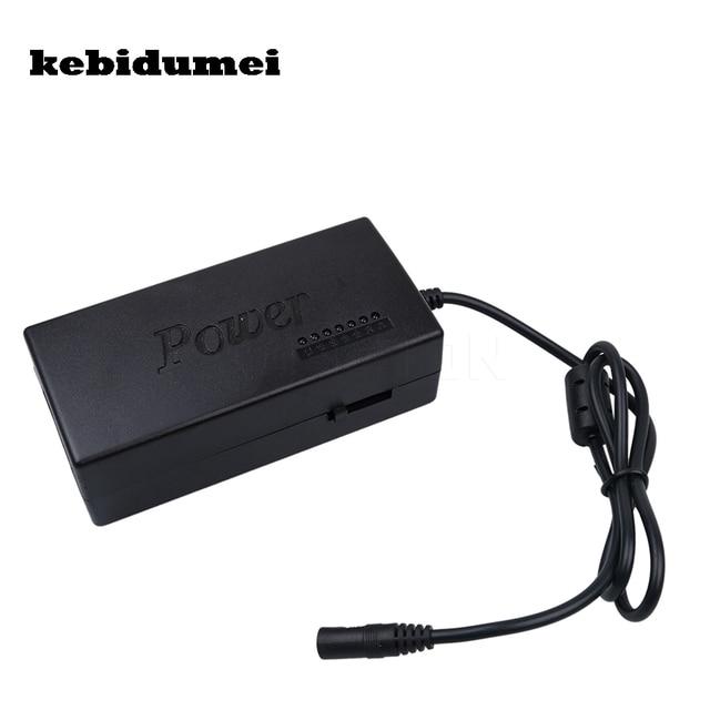 מחשב נייד kebidumei 19 V 4.74A 90 W AC כוח אוניברסלי מתאם מטען עבור Acer ASUS DELL Thinkpad Lenovo Sony Toshiba מחשב נייד של סמסונג