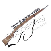 CGCOS Anime Cosplay PVC Prop Game Cos Girls Frontline STAR15 Halloween Christmas Party