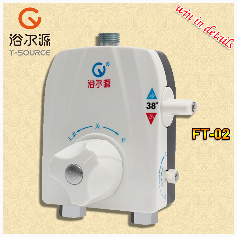 Low Prices Solar Thermostatic Faucet Feeding Water Shower Mixing ...