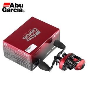 Image 5 - ABU GARCIA REVO 4 ROCKET Fishing Reel 11BB 10.1:1 High Gear Ratio Reel 205g 8kg Max Drag Dual Brake System Baitcasting Reel