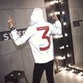 """3 М Отражающей Куртки Высокого Качества для Мужчин Женщин Y-3 Kanye West Хип-Хоп Brand Clothing Ветровка Светоотражающие Тактические Куртка """"Пилот"""""""