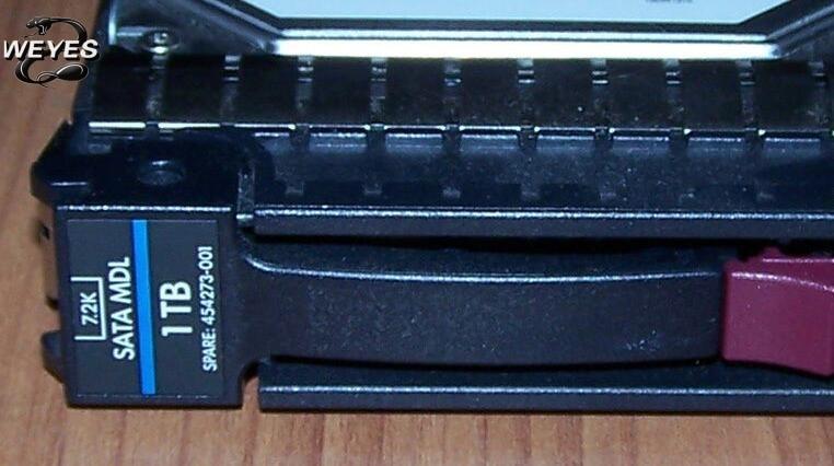 все цены на  Server Hard drive 454146-B21 454273-001 1T 7.2K SATA 3.5