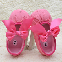 high quality newborn Baby Shoes Toddler Infant Unisex Boys Girls PU Soft bow Girls Baby Boy Shoes Girls Baby Boy Shoes Christmas(Chile)