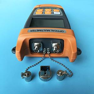 Image 3 - KING 30S 2in1 Fiber optical power meter  70 to +10dBm and 1mw 5km 10KM Fiber Optic Cable Tester Visual Fault Locator