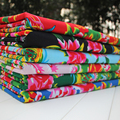 Northeast big cloth cloth cotton silk rayon cotton cloth cotton fabric coated folk style cheongsam fabric