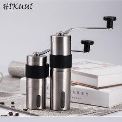 HIKUUI 1 ADET Manuel Kahve Değirmeni 30/40g Yıkanabilir Seramik Çekirdek Ev Mutfak Mini El Kahve Değirmeni Ev kullanışlı bir Araç