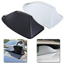 Coche tipo aleta de tiburón para Radio antena señal Auto aéreo para Toyota para Ford automóviles accesorios de repuesto Auto negro blanco