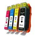 Bosumon Картридж для HP 364 xl совместимые с Officejet 5520 5524 6510 6520 7510 B109 B110 B209 B210 C309 C310 Принтер