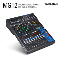 Professional YAHAMA es Audio 12 Channel with 24bit Sound Effects Studio Mixer Audio DJ Sound Controller Interf