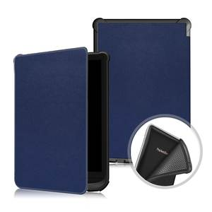 Ultra Slim magnetic Smart PU Leather cover for pocketbook 627 616 632
