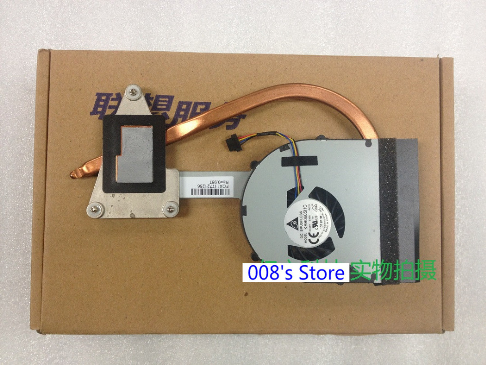 New CPU Cooler Heatsink <font><b>Fan</b></font> For Lenovo B560 B560A B565 V560 V565 Z560 <font><b>Notebook</b></font> <font><b>Cooling</b></font> Radiator KSB0605HC DC05V 0.45A -AC1S image