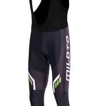 Miloto Для мужчин Coolmax гель Pad Велоспорт комбинезон MTB велосипеда штаны дорожный велосипед комбинезон Ropa Ciclismo Велосипедная форма