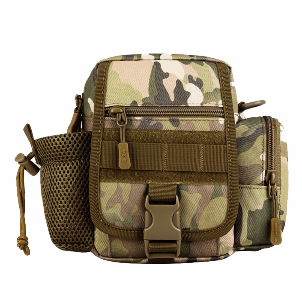 Protector Plus Vertical Style Cycling Outdoor Climbing Military Tactical Rucksacks Sport Camping Hiking Trekking Waist Bag New outlife new style professional military tactical multifunction shovel outdoor camping survival folding spade tool equipment