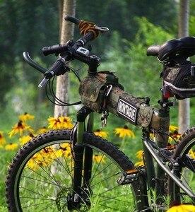 Спортивная уличная сумка moab beam hu mmer ATV, чехол для горного велосипеда, велосипедная Сумка-седло, камуфляжная Военная велосипедная балка, упак...