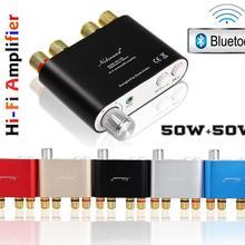 Nobsound NS-10G Mini TPA3116 Bluetooth 4.0 Digital Power Amplifier Ste