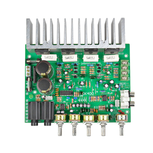 Image 5 - AIYIMA Audio Amplifier Board HIFI Digital Reverb Power Amplifier 250W+250W Audio Preamp Rear Amplification With Tone Control
