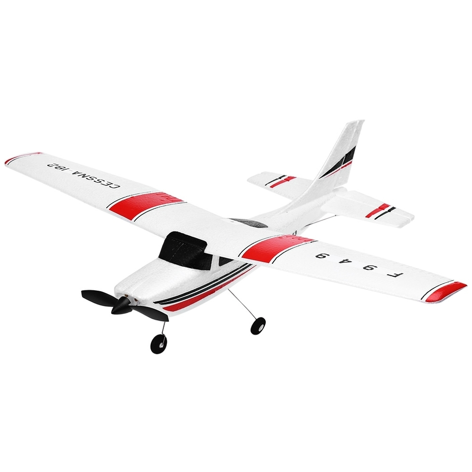 2017 Wltoys F949 Sky King 2.4G RC Aeromobili ad ala Fissa RTF Airplane Controllo radiofonico 3CH RC Aeroplano Ad Ala Fissa Aereo VS WLtoys F929