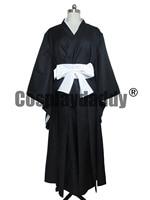 Bleach Shihakusho Cosplay Costume Japanese Anime Outfit