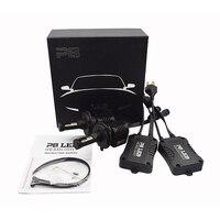 Newest LED Headlight P8 H4 Led Light 6000k Hi Lo Beam Auto Lamp Bulb 3000K 6000K