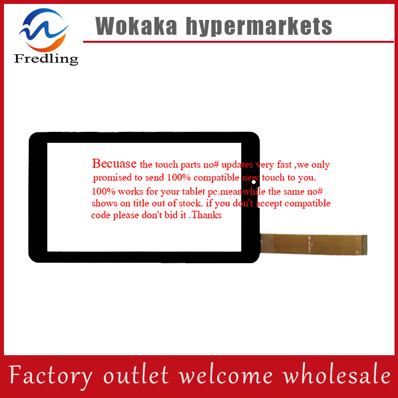 New YJ321FPC touch screen panel Digitizer Glass Replacement Sensor YJ321FPC V0 For 7 Tablet Free Shipping