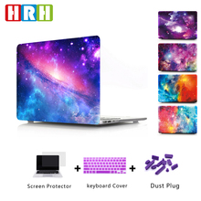цена на Marble Red Pattern Laptop Body Shell Protective Hard Case for 2016 New Macbook Pro 13