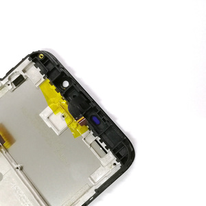 Image 5 - For HOMTOM C2 LCD Display Touch Screen Assembly + Frame For HOMTOM C2 lcd Digitizer Sensor Glass Panel +Tools