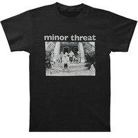 Nueva Camiseta de La Manera Carta Gráfica O Camisa de Cuello Más El Tamaño de La Camiseta Auténtica Foto de Grupo T-shirt