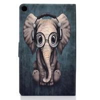 galaxy tab Case for Samsung Galaxy Tab S5e 10.5 2019 SM-T720 SM-T725 T720 T725 Funda Animal Leather Shockproof Cover for Samsung Tab S5e (2)