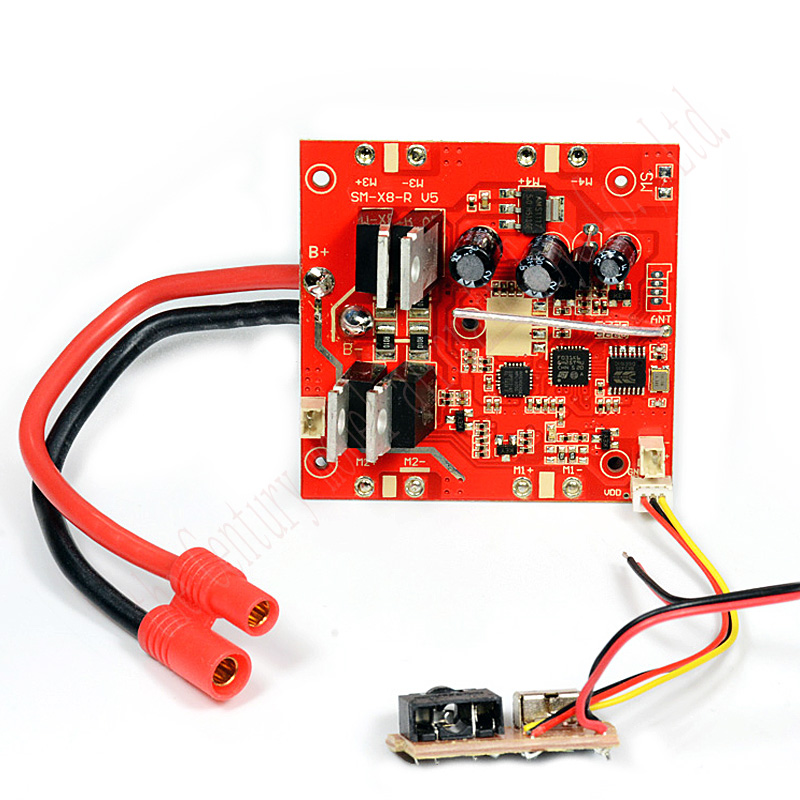 Syma X8hc Xh8w Xh8g Quadcopter Spare Parts Circuit Board Wire Head. 100 Original Syma X8c X8w Rc Quadcopter Spare Parts Accessories Receiver Controller Equipment Receiving Board. Wiring. Syma X8 Wiring Diagram At Scoala.co