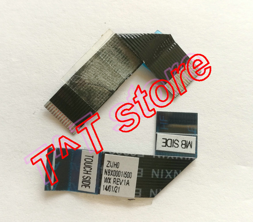 New Original For Miix 2 8 ZIJH0 Touch LCD Cable PN NBX0001I500 Test Good Free Shipping