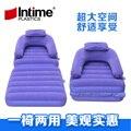 Nova folha de cama Multiuso Dobrável Sofá Inflável sofá inflável sofá reunindo perturbar um pufe