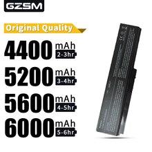 HSW Laptop Battery For TOSHIBA L640 L640D L645 L645D L650 L650D L655 L655D L670 L670D L675 L675D M300 M301 M302  bateria akku цена в Москве и Питере