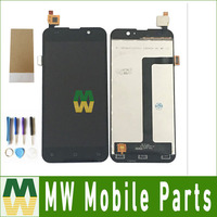 1PC Lot High Quality For ZOPO ZP980 LCD Screen Display Touch Screen Digitizer Replacement Part Black