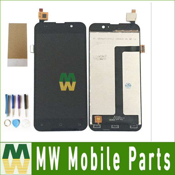 1PC/Lot High Quality For ZOPO ZP980 ZP980+ C2 C3 LCD Display + Touch Screen Digitizer Replacement Part With Tools