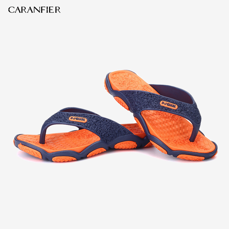 CARANFIER High Quality Mens Shoes For Male Slippers Plus Size 40-45 Fashion Summer Men Flip Flops Outdoor Soft Casual Shoes MenCARANFIER High Quality Mens Shoes For Male Slippers Plus Size 40-45 Fashion Summer Men Flip Flops Outdoor Soft Casual Shoes Men