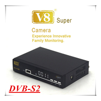 New Arrival HD Openbox V8 Super Support 3g Wifi Lan Iptv Dvb S2 Powervu Youporn Satellite