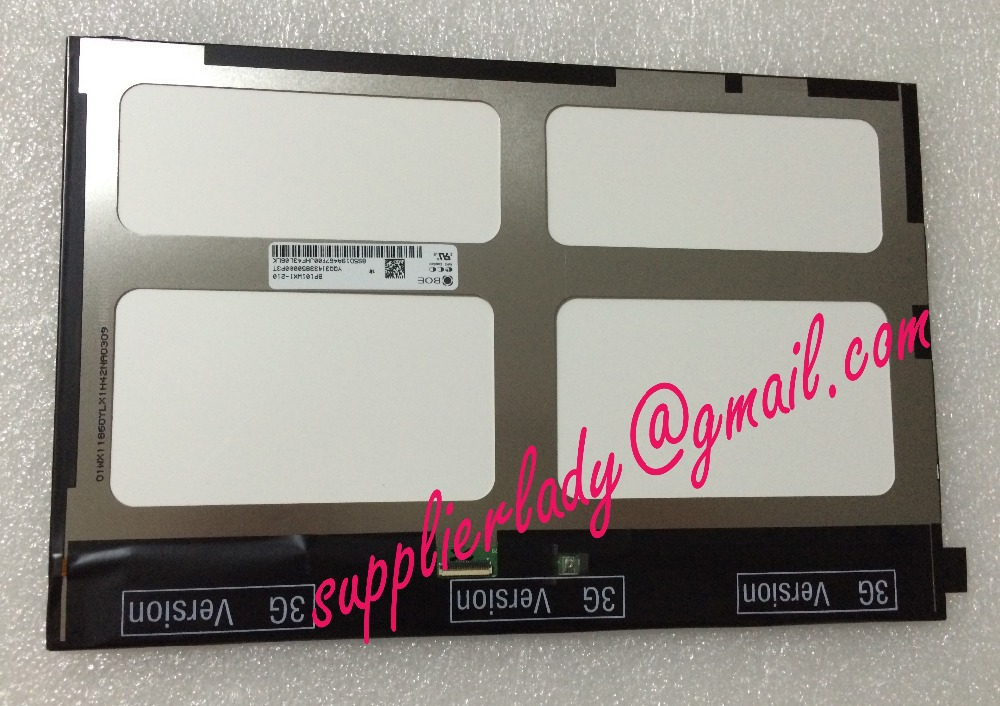 Original and New 10 1inch IPS LCD Display Panel BP101WX1 210 for B3000 Tablet PC free