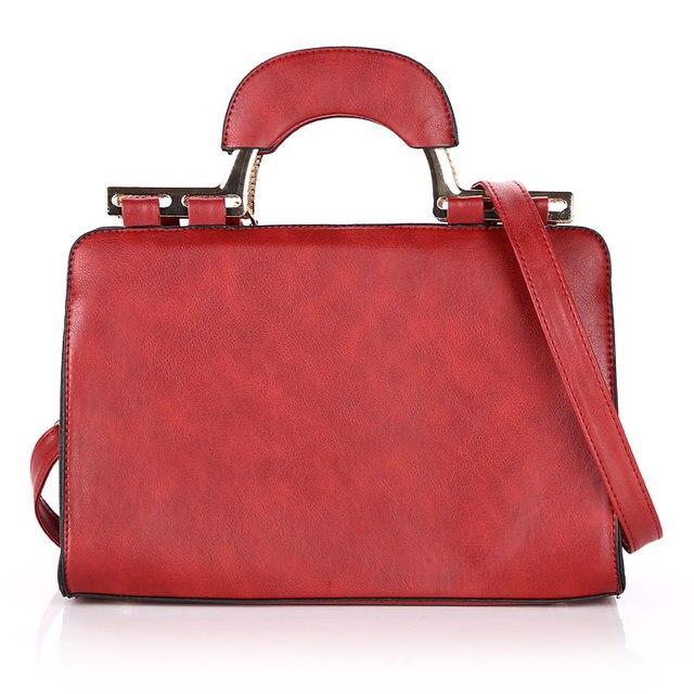 Inclined Shoulder Bag