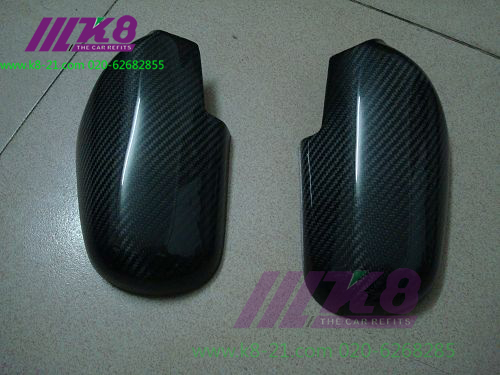 Carbon Fiber Mirror Cover  For Nissan Skyline R32 GTR GTS