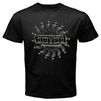 LEQEMAO TOOL Spectre Spiral Vicariouse Metal Rock Band Men S Black T Shirt Size S 2XL