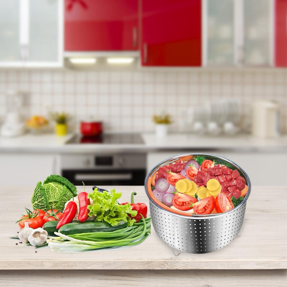 Stainless-Steel-Rice-Cooker-Steam-Basket-Fits-6-Or-8-Quart-Instant-Pot-Anti-scald-Steamer (1)
