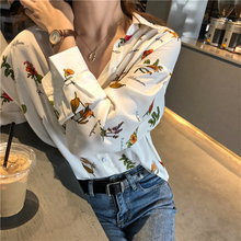 Fashtryb Flower Print Shirts for  Women