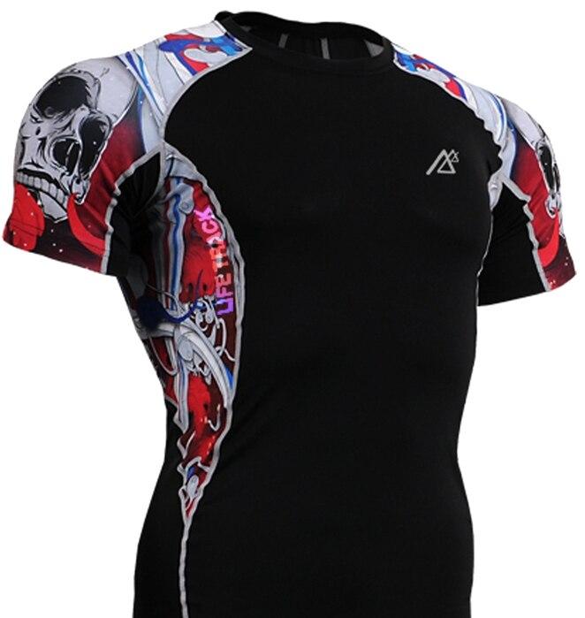 Сублимационные мужские рубашки для боулинга дизайнерская брендовая одежда с рукавами и принтом одежда для спорта размер S-4XL - Цвет: Черный