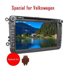 Android Car dvd player Autoradio Stereo GPS Navig for Volkswagen Skoda Superb for BORA for POLO for JETTA+streeing wheel control