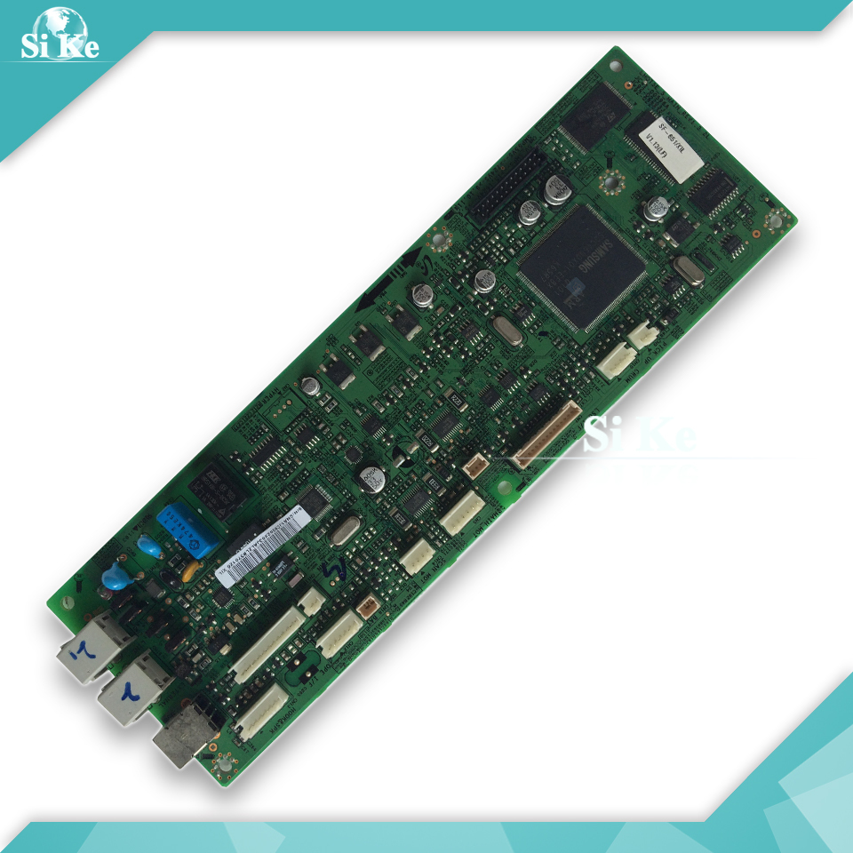 Free shipping 100% tested formatter board main board for Samsung  SF-651 650 651 mainboard on sale люстра lussole lsc 8303 07