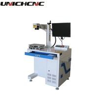 Easy operation 30w fiber laser marking machine