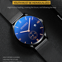 купить 2019 Men Watches Luxury Brand Display Date Waterproof Men's Quartz Watch Business Dress Wristwatch Men Watch Relogio Masculino дешево