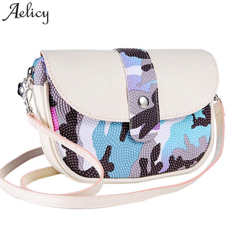 Aelicy High Quality Women Leather Messenger Bags Fashion Women Crossbody Bag Ladies Shoulder Bag Female Bolsas Feminina