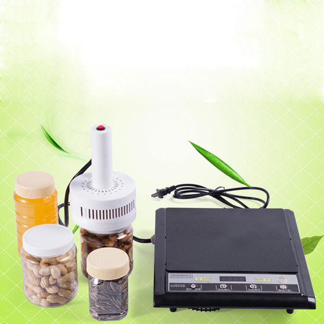 20-100mm Induction Sealer Generic Max Power 1200w 220v Portable Handheld Induction Sealer DL-500
